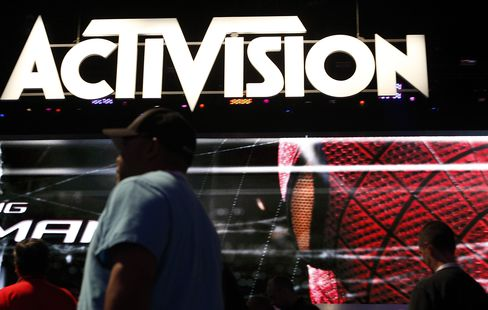 Vivendi Said to Seek Buyer for $8.1 Billion Stake in Activision