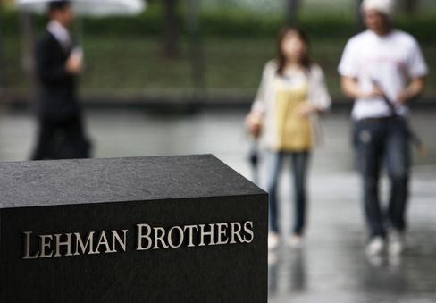 Lehman Brokerage Payout Call Gets Louder Anniversary