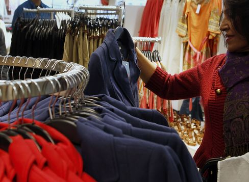 Consumer Confidence in U.S. Decreased in May to Four-Month Low