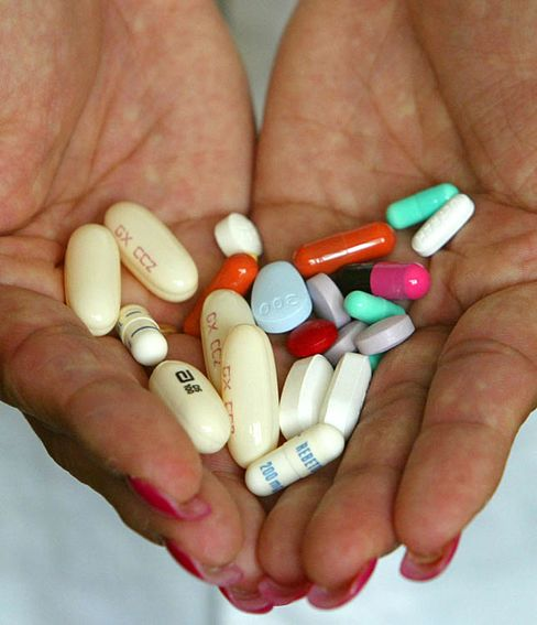HIV AIDS Cocktail Medications