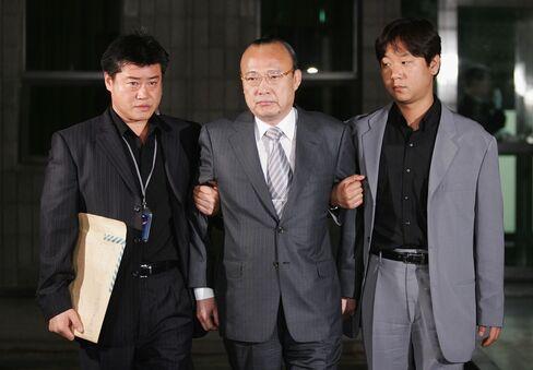 Hanwha Group Chairman and CEO Kim Seung-Youn