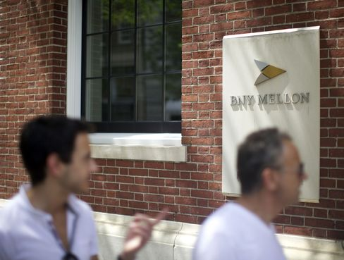 BNY Mellon Sued Over Lehman Losses by Detroit City Pension