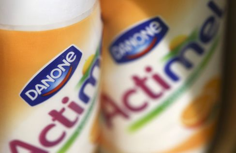 Danone Agrees to Renewed Alliance With Yakult on Yogurt Business