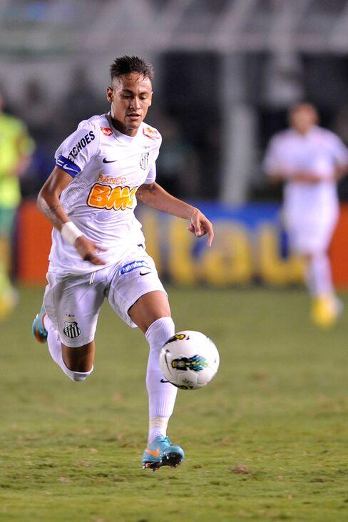 Taking a Stake in Neymar