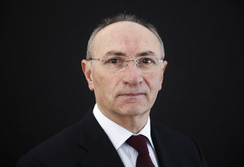 UniCredit SpA. CEO Federico Ghizzoni