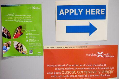 Health Insurance Enrollment