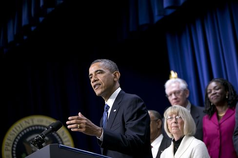 Obama Says 'No Doubt' U.S. Needs Revenue With Spending Cuts
