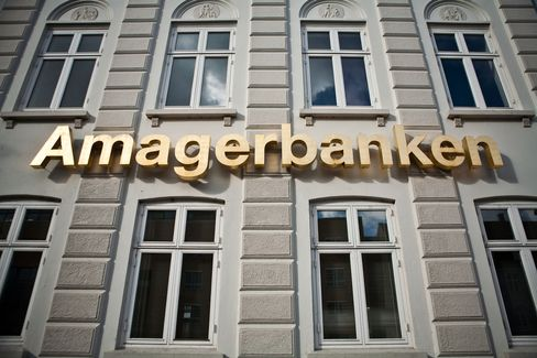 Ugliest Banks in Denmark Find No Buyers in Toxic Asset Trap