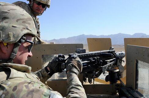 Army's 'Ma Deuce' Machine Gun to Get $50 Million Facelift