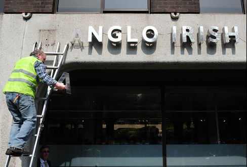 Ex-Anglo Irish Executive Sang Praises of State and German Money