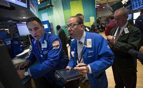 U.S. Stock-Index Futures Advance; S&P 500 Heads for Weekly Slide