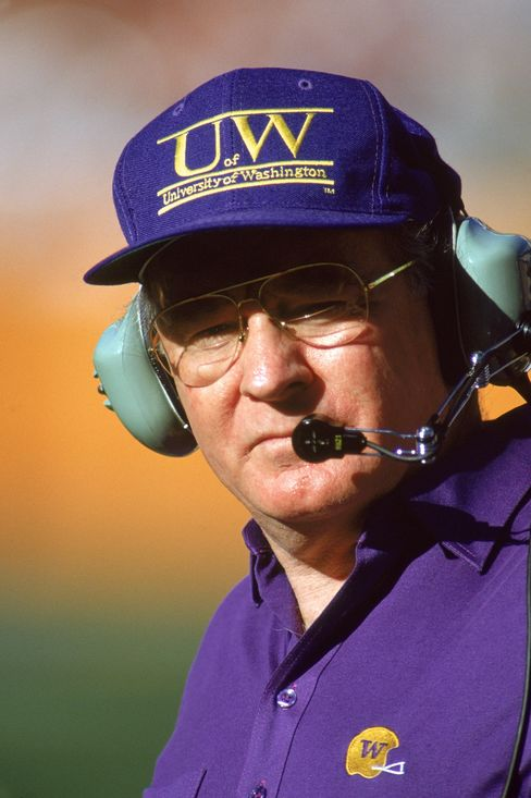 Former Washington Football Coach Don James, 'Dawgfather,' Dies