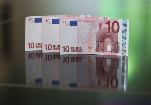 Euro Rises to Seven-Week High After German Exports