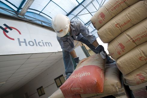 Holcim Names Fontana as Chief to Replace Retiring Akermann