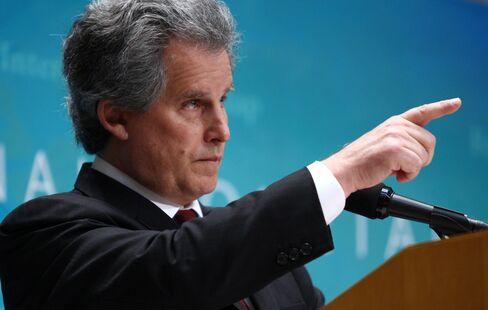 IMF First Deputy Managing Director David Lipton