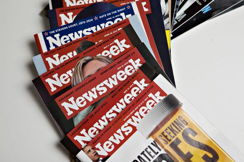 Newsweek to Become Online-Only After 80 Years in Print