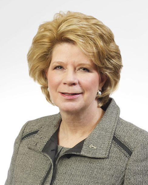 KeyCorp Incoming CEO Beth Mooney