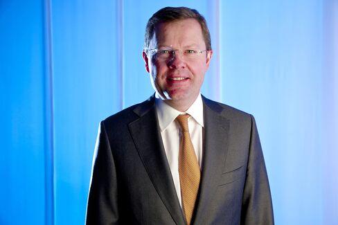 UBS Wealth Management Head Juerg Zeltner