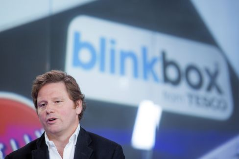 Blinkbox's COO Adrian Letts