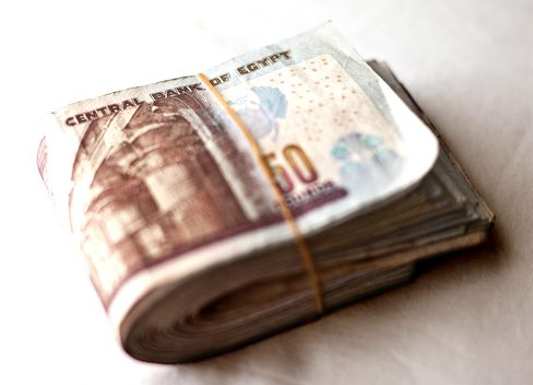 Black Market Dollars Put Egyptian Economy on Alert