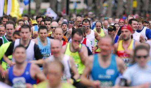 London Marathon Reviews Security After Blasts at Boston Race