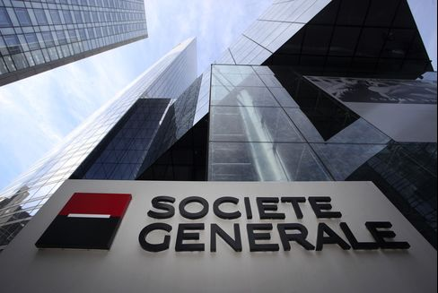 SocGen Said to Cut at Least 200 U.S. Jobs
