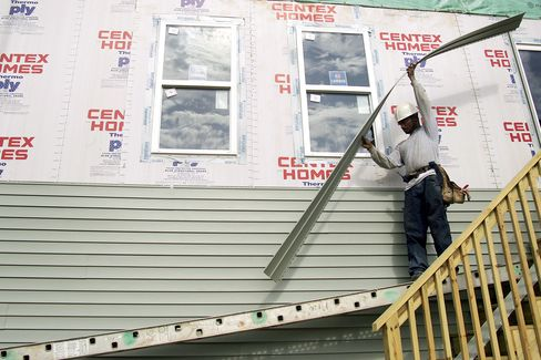 Housing Starts in U.S. Dropped More Than Forecast in August