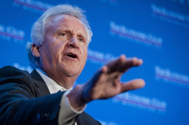 General Electric Chairman and CEO Jeffrey Immelt