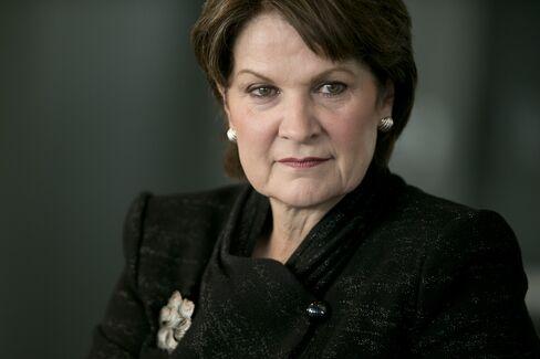 Lockheed CEO Marillyn Hewson