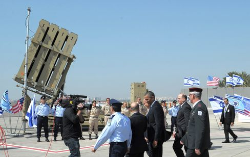 Pentagon Seeks $220 Million in Budget First for Israel Iron Dome