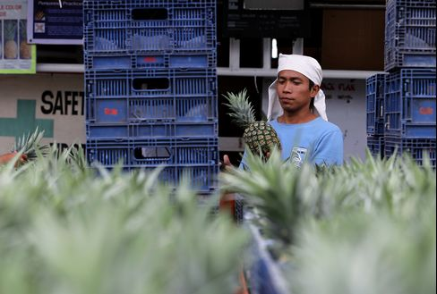 Dole Sells Packaged Food, Asia Units to Itochu for $1.69 Billion