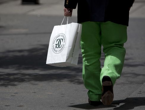 Consumer Sentiment Index Slumped