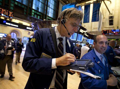 Stocks, Euro Drop as Germany Damps Optimism