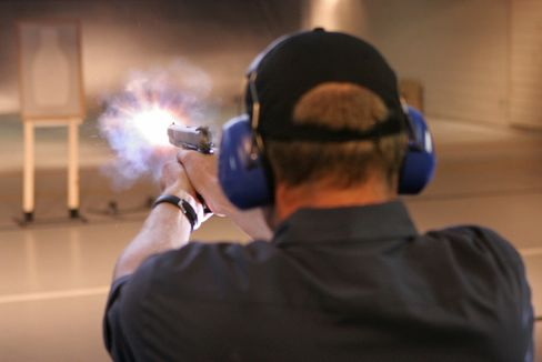 Smith & Wesson Leads Gunmaker Rally as Obama Seen Buoying Sales