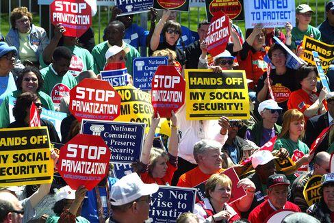 Cain's Social Security Model Risks U.S. into Deeper Debt
