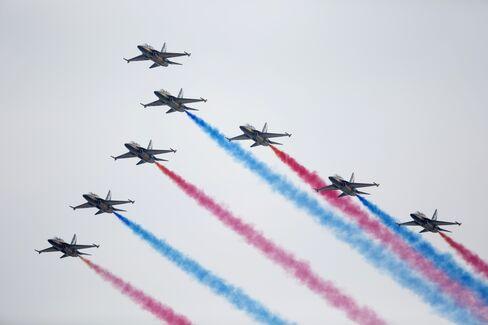 KAI's T-50 Jets