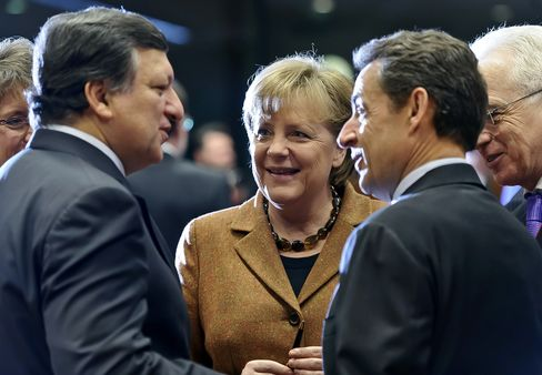 EU Leaders Declare Crisis Turning Point