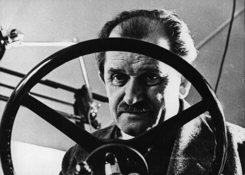 Car Designer Ferdinand Porsche