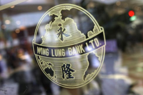 Hong Kong's Wing Lung Markets Dollar Notes; Asia Bond Risk Rises