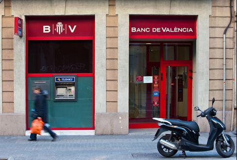 Banco de Valencia Taken Over
