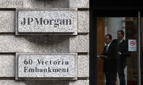 JPMorgan's Home-Loan Debt in Europe Increases Anxiety
