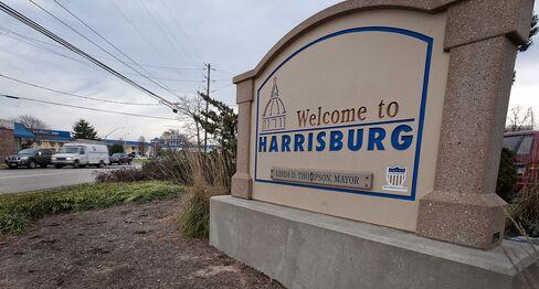 Harrisburg, Pennsylvania, Set to Default