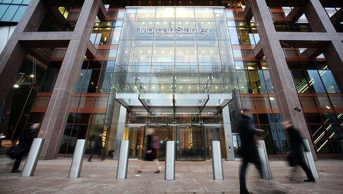 Morgan Stanley's Lynch Said to Leave as European Credit Head