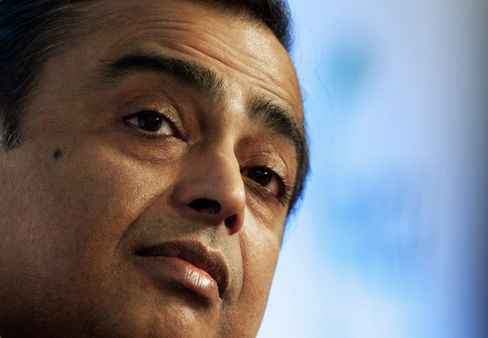 Ambani Said to Mull $2 Billion Venezuela Spend