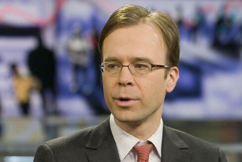 Goldman Sachs Chief Economist Jan Hatzius