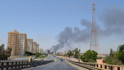 Clashes in Libya