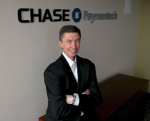 Mike Duffy, President of JPMorgan Chase's Paymentech Unit