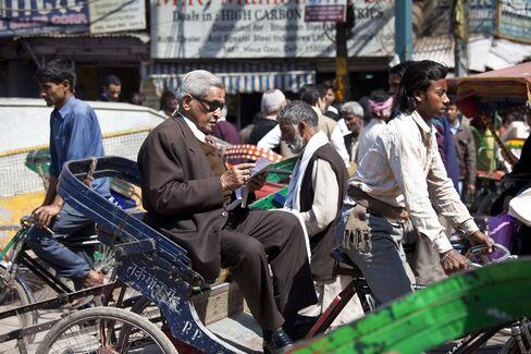Elderly in India