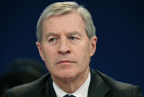 Deutsche Bank Co-CEO Juergen Fitschen