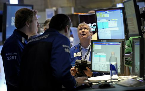 Dow Tumbles Most in Year, Treasuries Rally on Budget